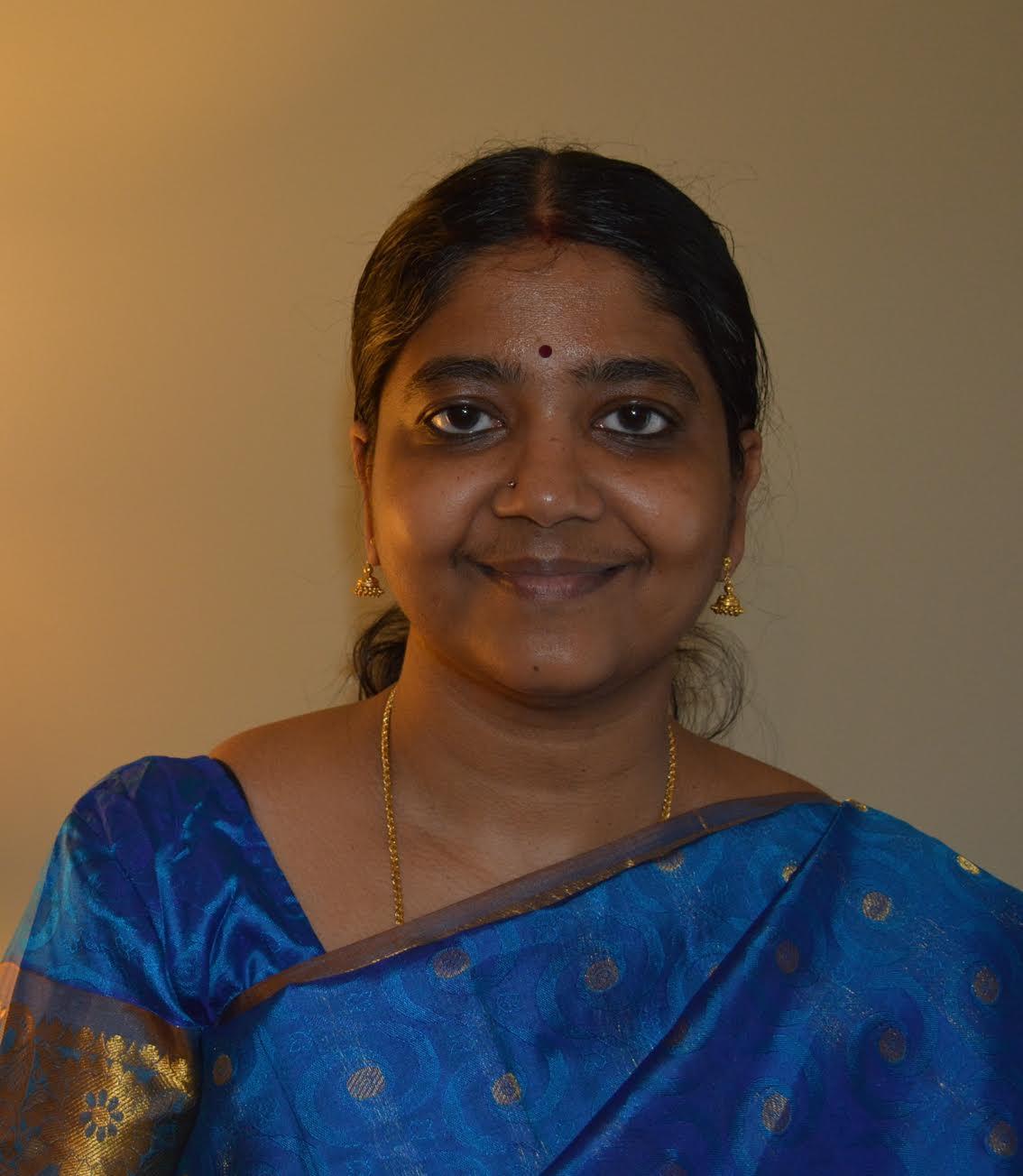 Padma Arun Teacher Profile Pic